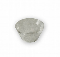 Acrylic Thimble Egg Stand - Clear