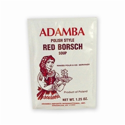 Adamba Polish Style Red Borsch Soup