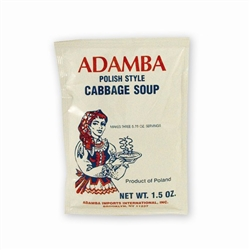 Adamba Polish Style Cabbage Soup