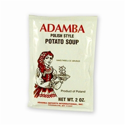 Adamba Polish Style Potato Soup