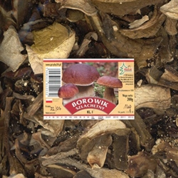 Polish Forest Mushrooms Polskie Grzyby Borowiki  Slices 1lb - 454 grams