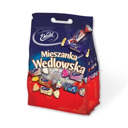 Wedel Mieszanka Wedlowska - Chocolate Covered Candies 229g/8.08ozoz