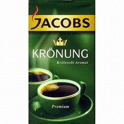 Jacob's Kronung Coffee - Royal Aroma 17.6oz/500g