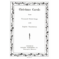 Christmas Carols from Treasured Polish Songs - Songbook