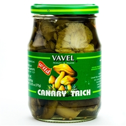 Pickled Canary Trich Mushrooms - Gaska 370g/13.05oz
