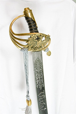 Polish Cavalry Sabre From The Period Of the November Insurrection of 1830-31