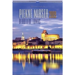 Beautiful Towns - Piekne Miasta 2009 Calendar