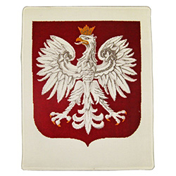 Coat Of Arms Of The Republic Of Poland Wall Hanging Rug - Godlo Rzeczpospolita Polski