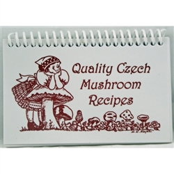 Hunting morels and cooking them is popular in the Czech Republic as well as in the American midwest where Czech immigrants settled. Includes almost every imaginable method of preparing wild or domestic mushrooms.