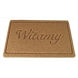 Witamy Welcome Mat - Beige