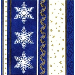 Polish Christmas Luncheon Napkins (package of 20) - 'Christmas Stars'