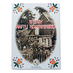 Kashubian Embroidery Patterns Kit - Kociewskiego School
