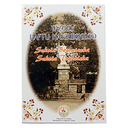 Kashubian Embroidery Patterns Kit - Borowiacka School