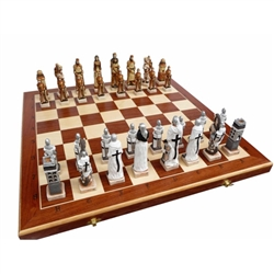 Battle Of Grunwald Chess Set - Large