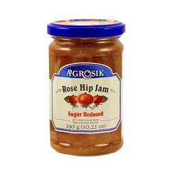 Agrosik Rose Hip Jam - Reduced Sugar