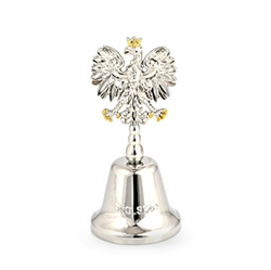 Polish Bell Dzwonek - Polish Eagle Handle