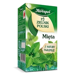 Herbapol Peppermint Herbal Tea - Mieta Herbatka Ziolowa