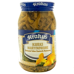 Krakus Marinated Kurki Mushrooms 29.98oz/850g
