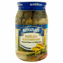 Krakus Marinated Maslaki Mushrooms 29.98oz/850g