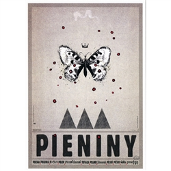 Post Card: Pieniny, Polish Promotion Poster